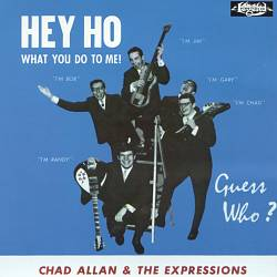 Hey Ho (What You Do to Me)