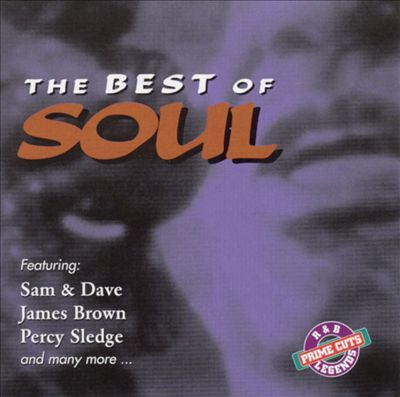 Best of Soul: Four Tops/Temptations/Smokey Robinson