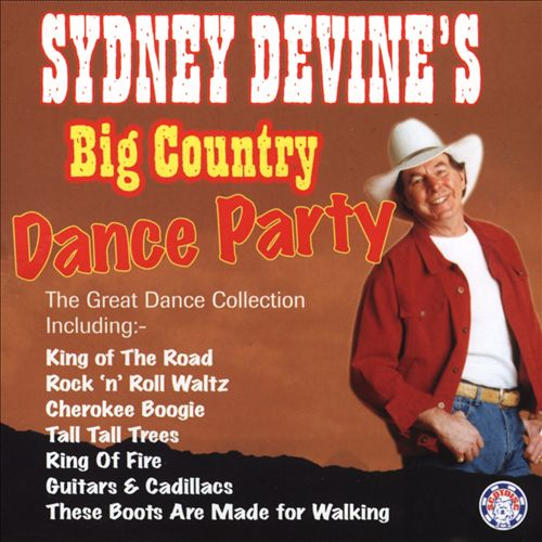 Big Country Dance Party