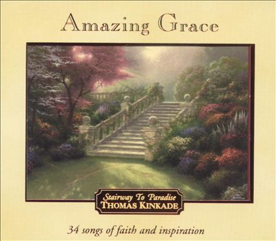 Amazing Grace: 34 Songs of Faith and Inspiration