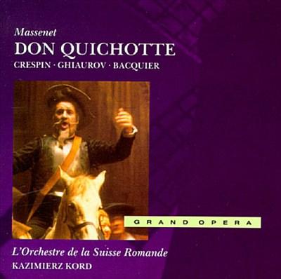 Massenet: Don Quichotte; Suite for orchestra No. 7