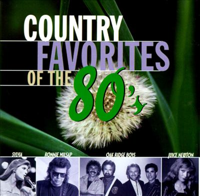 Country Favorites of the 80's