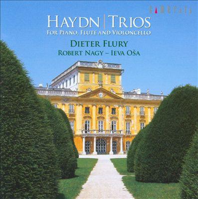 Haydn: Trios for Piano, Flute & Violoncello
