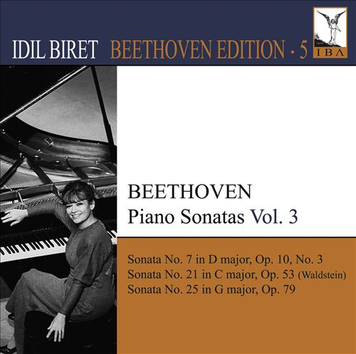 Beethoven: Piano Sonatas, Vol. 3