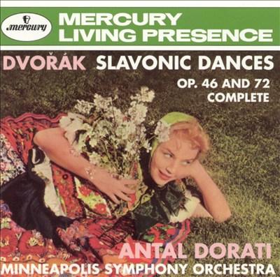 Dvorák: Slavonic Dances Op. 46 & Op. 72