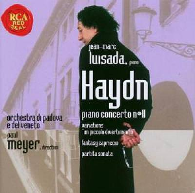 Haydn: Piano Concerto in D major; Fantasy; Variations [Germany]