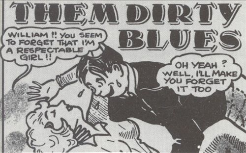 Them Dirty Blues