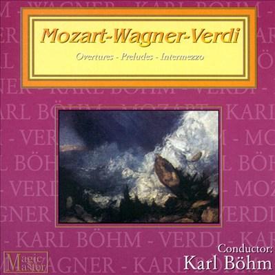 Mozart-Wagner-Verdi