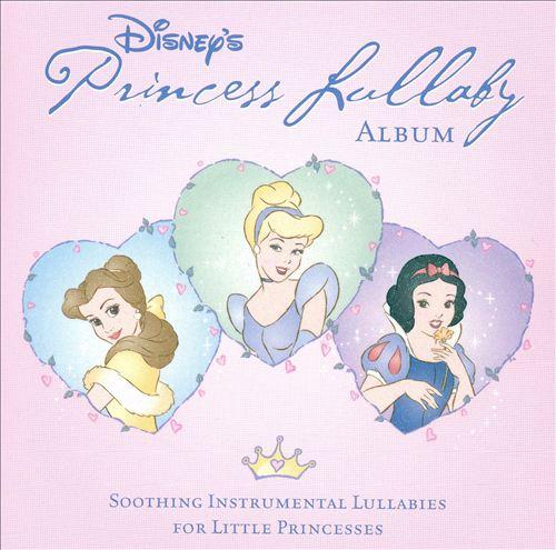 Princess Lullaby Album
