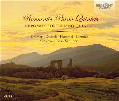 Romantic Piano Quintets
