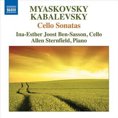Myaskovsky, Kabalevsky: Cello Sonatas