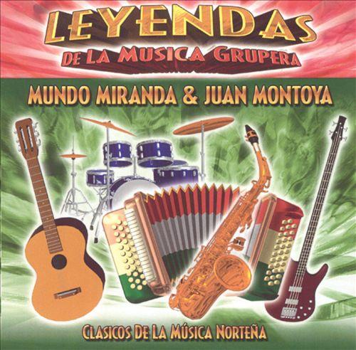 Leyendas de la Musica Nortena