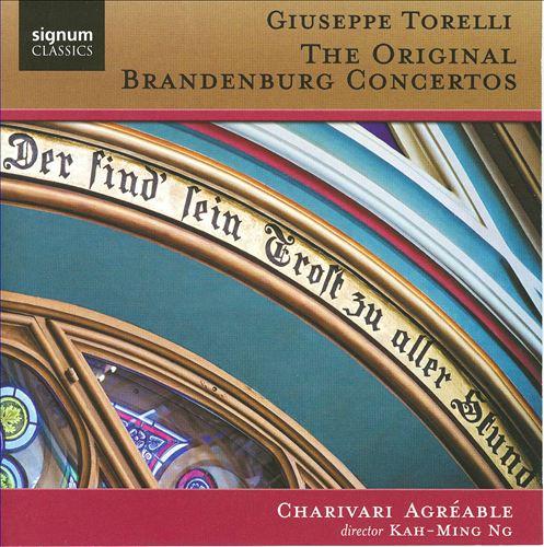 Torelli: The Original Brandenburg Concertos