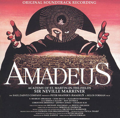 Amadeus [Original Soundtrack Recording]