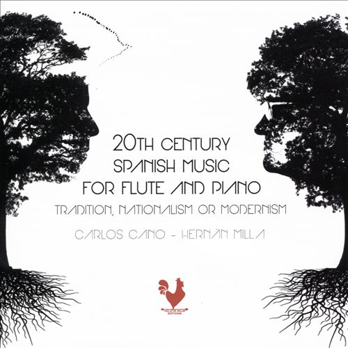 20th Century Spanish Music for Flute and Piano