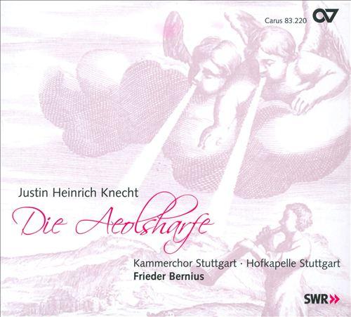 Justin Heinrich Knecht: Die Aeolsharfe