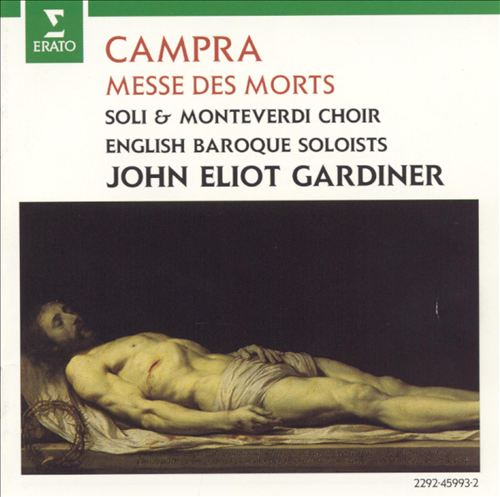 André Campra: Requiem (Messe des morts)