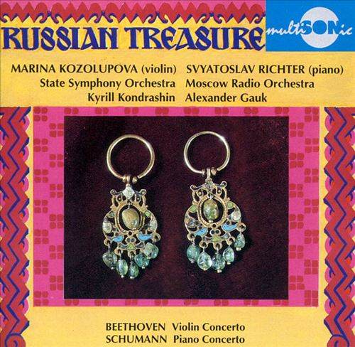 Russian Treasure