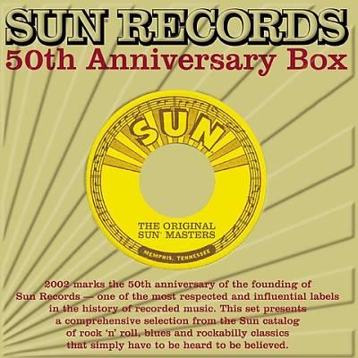 Sun Records 50th Anniversary Box
