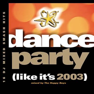 Dance Party (Like It's 2003)