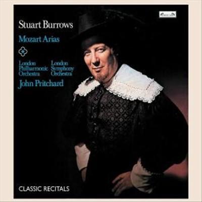 Mozart Arias [Germany]