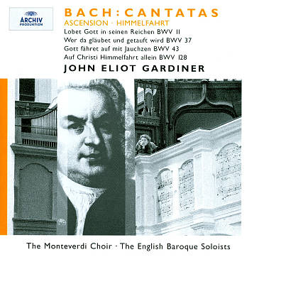 Bach: Cantatas for Ascension Day