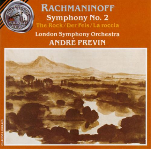 Sergei Rachmaninoff: Symphony No.2, Op.27 In E Minor/Fantasy For Orchestra, Op.7