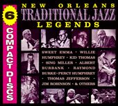 New Orleans Traditional Jazz Legends