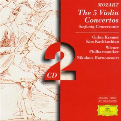 Mozart: The 5 Violin Concertos