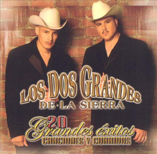 20 Grandes Exitos: Canciones y Corridos