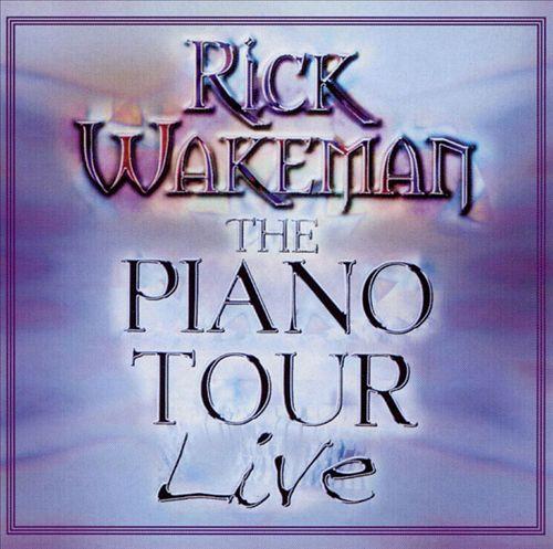 The Piano Tour Live
