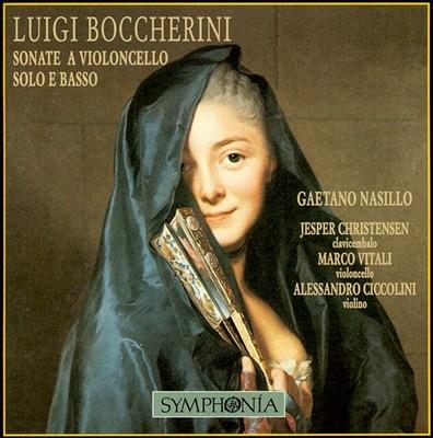 Boccherini: Sonate a Violoncello Solo e Basso