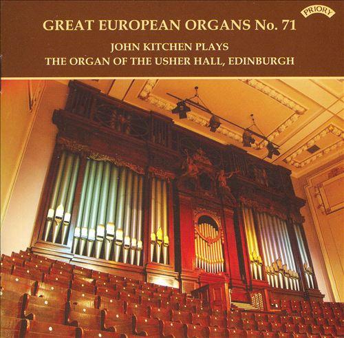Great European Organs No. 71