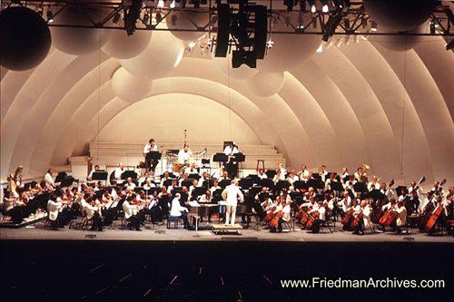 Hollywood Bowl Orchestra