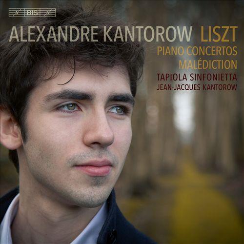 Liszt: Piano Concertos; Malédiction