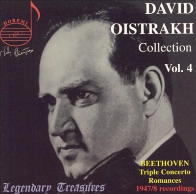 David Oistrakh Collection, Vol. 4