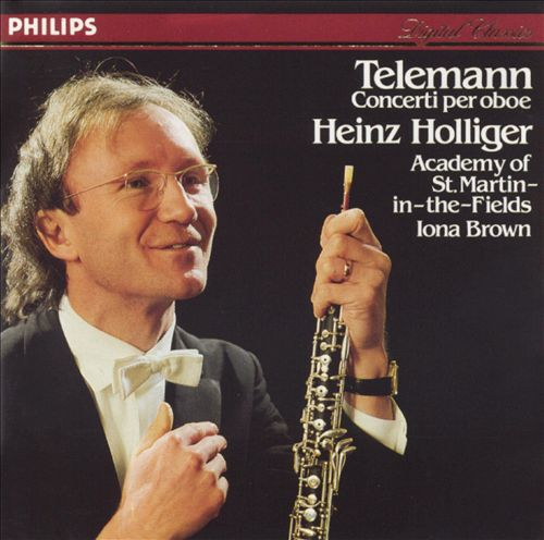 Telemann: Concerti for Oboe