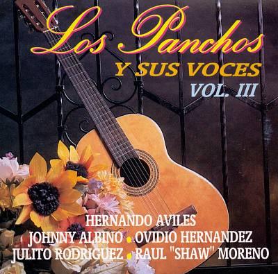 Los Panchos y Sus Voces, Vol. 3