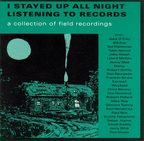 I Stayed up All Night Listening to Records