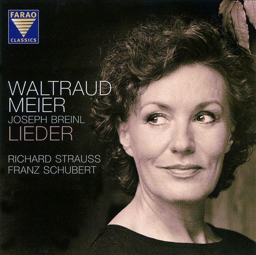 Strauss, Schubert: Lieder