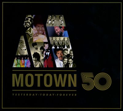 Motown 50 [International Version 2]