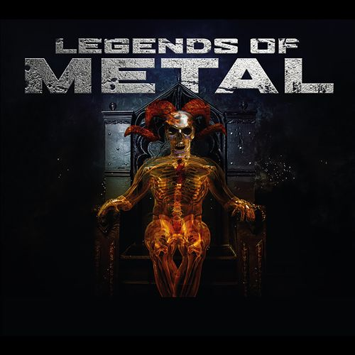 Legends Of Metal