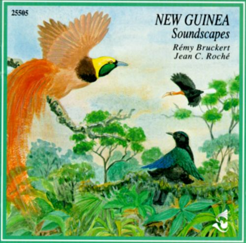 New Guinea Soundscapes