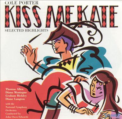 Kiss Me, Kate [1993 Studio Cast] [Highlights]