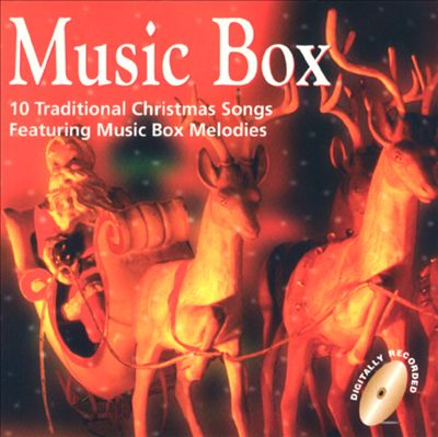 Music Box Melodies: 10 Traditional Christmas Songs