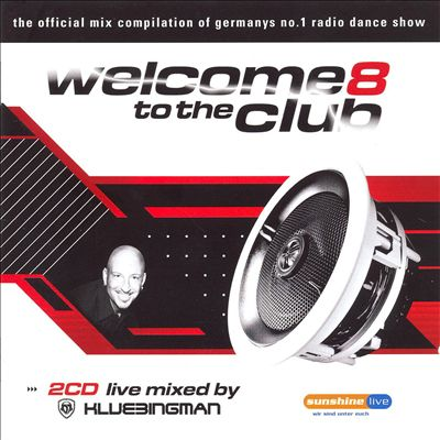 Welcome the Club, Vol. 8