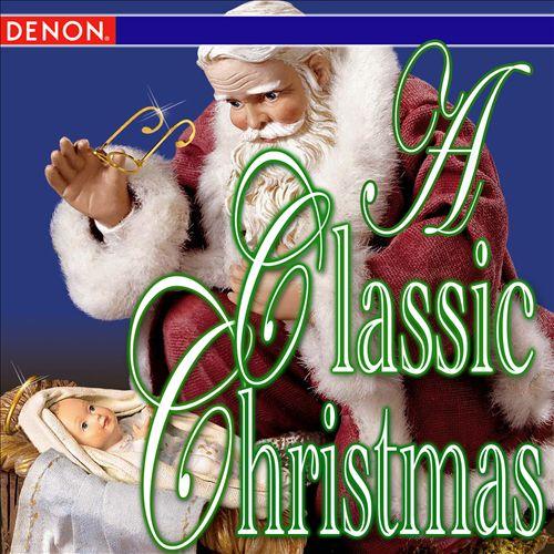 A Classic Christmas [Denon]