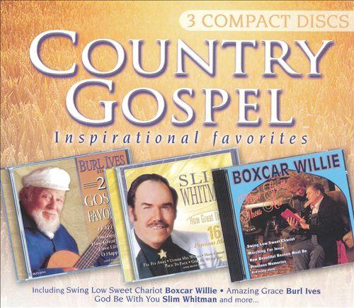 Country Gospel: Inspirational Favorites