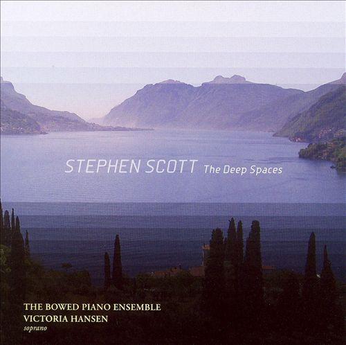 Stephen Scott: The Deep Spaces