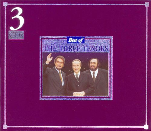Best of the Three Tenors